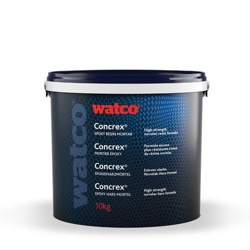 Watco Concrex Epoxy Repair Mortar Watco